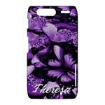 Theresa phone case option 2 - Motorola Droid Razr XT912 Hardshell Case
