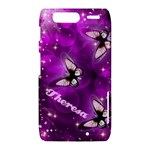 Theresa phone case option 3 - Motorola Droid Razr XT912 Hardshell Case
