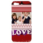 love, sweet, happy - Apple iPhone 5 Hardshell Case