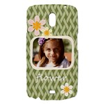 flower , kids, happy, fun, green - Samsung Galaxy Nexus i9250 Hardshell Case