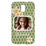 flower , kids, happy, fun, green - Samsung Galaxy S II Skyrocket Hardshell Case