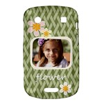 flower , kids, happy, fun, green - BlackBerry Bold Touch 9900 9930 Hardshell Case