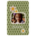 flower , kids, happy, fun, green - Kindle Fire (1st Gen) Hardshell Case