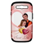 love - Samsung Galaxy S III Hardshell Case (PC+Silicone)