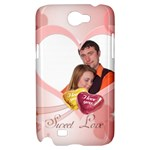 love - Samsung Galaxy Note 2 Hardshell Case