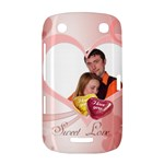 love - BlackBerry Curve 9380 Hardshell Case