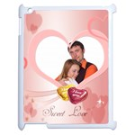 love - Apple iPad 2 Case (White)