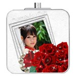 Red roses Rechargeable Samsung Galaxy S2/S3/Note White - Rechargeable Battery for Samsung Galaxy S2/S3/Note (White)
