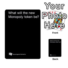 Cards Against Humanity E1 1 By Erik   Multi Purpose Cards (rectangle)   4ady8l0m54a8   Www Artscow Com Front 22