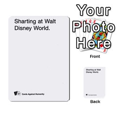 Cards Against Humanity E1 2 By Erik   Multi Purpose Cards (rectangle)   Z7dhs0hxdibl   Www Artscow Com Front 1