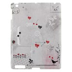 Apple ipad 3/4 Hardshell case Love