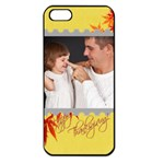 happy kids - Apple iPhone 5 Seamless Case (Black)