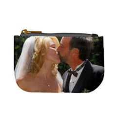 Handbag Wedding Kiss   Copy Coin Change Purse