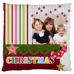 Love, Kids, Memory, Happy, Fun  By Joely   Large Cushion Case (two Sides)   9p4b90nnagcr   Www Artscow Com Back