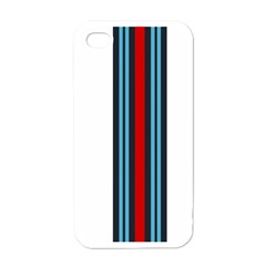 Martini White No Logo White Apple Iphone 4 Case by PocketRacers