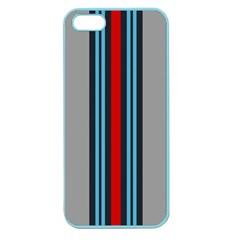 Martini No Logo Gray Apple Seamless Iphone 5 Case (color)