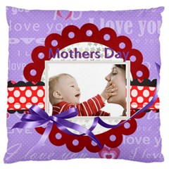 Love, Kids, Memory, Happy, Fun  By Joely   Large Cushion Case (two Sides)   E1fwjh60qksu   Www Artscow Com Front