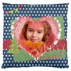 Love, Kids, Memory, Happy, Fun  By Joely   Large Cushion Case (two Sides)   Dkbwv0pxm82g   Www Artscow Com Front