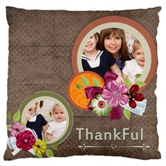 Love, Kids, Memory, Happy, Fun  By Joely   Large Cushion Case (two Sides)   P1vfbtai277t   Www Artscow Com Back