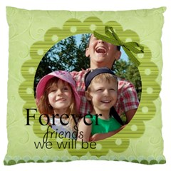 Love, Kids, Memory, Happy, Fun  By Joely   Large Cushion Case (two Sides)   Vr0ri9hrptz9   Www Artscow Com Back
