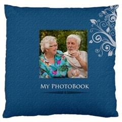 Love, Kids, Memory, Happy, Fun  By Joely   Large Cushion Case (two Sides)   L0kggxh3a0ld   Www Artscow Com Back