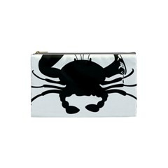 Cape Cod Crab Small Makeup Purse