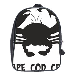 Cape Cod Crab School Bag (xl)