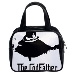 The Codfather Twin Sided Satched Handbag by PatDaly718
