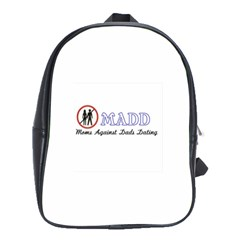 Madd Large School Backpack
