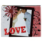 love, kids, memory, happy, fun  - Cosmetic Bag (XXXL)