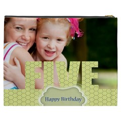 Kids Happy , Fun, Baby, Happy Holiday By Joely   Cosmetic Bag (xxxl)   Nxt7t03ay0fi   Www Artscow Com Back