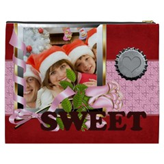 Love, Kids, Happy, Fun, Family, Holiday By Mac Book   Cosmetic Bag (xxxl)   Cpvmurw3kbqa   Www Artscow Com Back