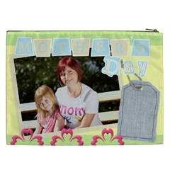 Mother s Day By Jacob   Cosmetic Bag (xxl)   762ll5qq99aw   Www Artscow Com Back