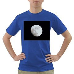 Moon Colored Mens'' T-shirt