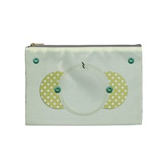 Cosmetic Bag Medium By Deca   Cosmetic Bag (medium)   3glqtayu19xy   Www Artscow Com Front
