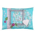 colorful valentine - Pillow Case (Two Sides)