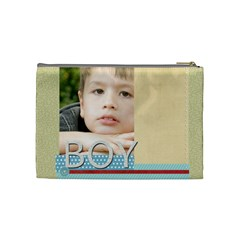 Kids, Fun, Child, Play, Happy By Jacob   Cosmetic Bag (medium)   Mbgtwav4adg6   Www Artscow Com Back