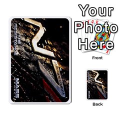 Engarde In By Pixatintes   Multi Purpose Cards (rectangle)   4l5d9cisbwpx   Www Artscow Com Back 52