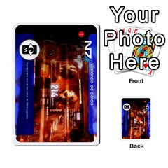 Engarde In By Pixatintes   Multi Purpose Cards (rectangle)   4l5d9cisbwpx   Www Artscow Com Front 53