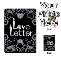 Engarde In By Pixatintes   Multi Purpose Cards (rectangle)   4l5d9cisbwpx   Www Artscow Com Back 36