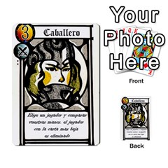 Engarde In By Pixatintes   Multi Purpose Cards (rectangle)   4l5d9cisbwpx   Www Artscow Com Front 41