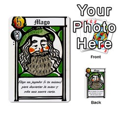 Engarde In By Pixatintes   Multi Purpose Cards (rectangle)   4l5d9cisbwpx   Www Artscow Com Front 46