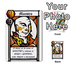 Engarde In By Pixatintes   Multi Purpose Cards (rectangle)   4l5d9cisbwpx   Www Artscow Com Front 48