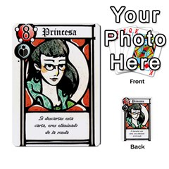 Engarde In By Pixatintes   Multi Purpose Cards (rectangle)   4l5d9cisbwpx   Www Artscow Com Front 49
