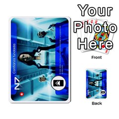 Resistance Mass By Pixatintes   Multi Purpose Cards (rectangle)   Fkvco5clfwlz   Www Artscow Com Front 54