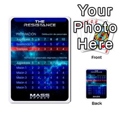 Resistance Mass By Pixatintes   Multi Purpose Cards (rectangle)   Fkvco5clfwlz   Www Artscow Com Front 7