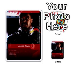 Resistance Mass By Pixatintes   Multi Purpose Cards (rectangle)   Fkvco5clfwlz   Www Artscow Com Front 11