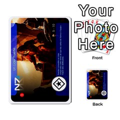 Resistance Mass By Pixatintes   Multi Purpose Cards (rectangle)   Fkvco5clfwlz   Www Artscow Com Front 50