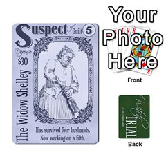 Witch Trial Deck 1 By Jim Chaney   Playing Cards 54 Designs   9u2sacftsgrg   Www Artscow Com Front - Heart6