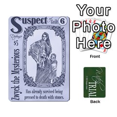 Witch Trial Deck 1 By Jim Chaney   Playing Cards 54 Designs   9u2sacftsgrg   Www Artscow Com Front - Heart7